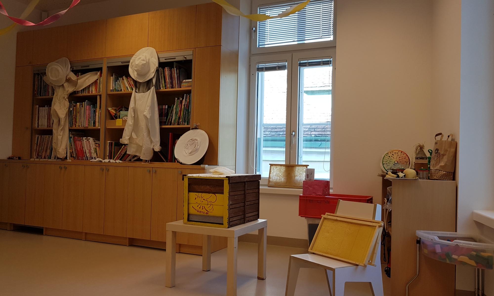Kunstprojekte im Gan Sara Kindergarten (1)