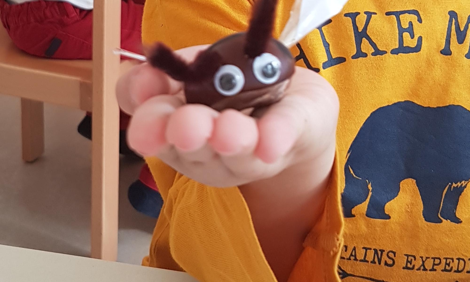 Kunstprojekte im Gan Sara Kindergarten (4)
