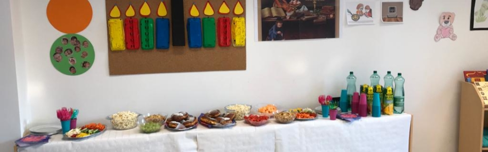 Gan Sara Chanukkah Party (1)