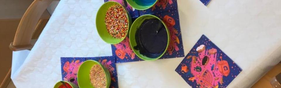 Gan Sara Chanukkah Party (3)